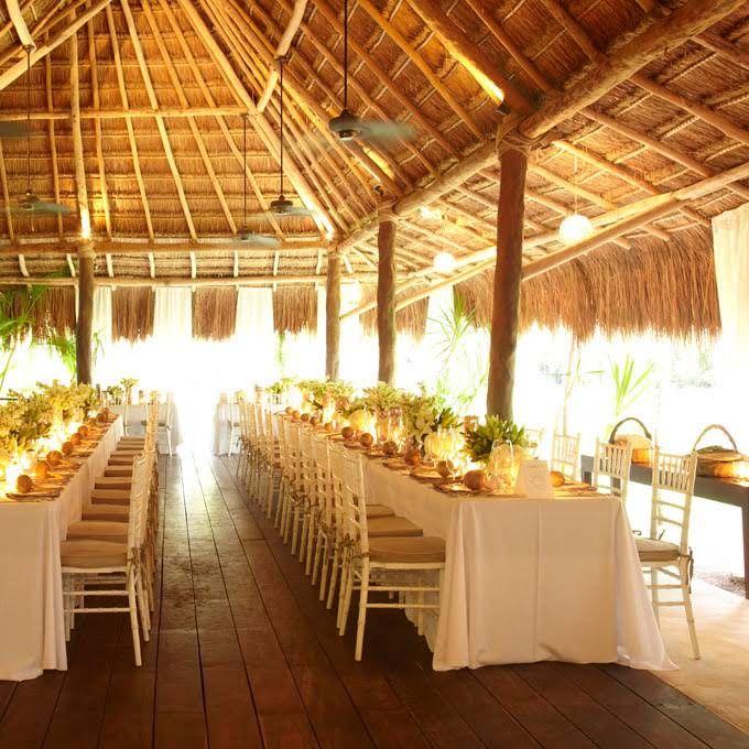 A Springtime Destination Wedding In Tulum Mexico