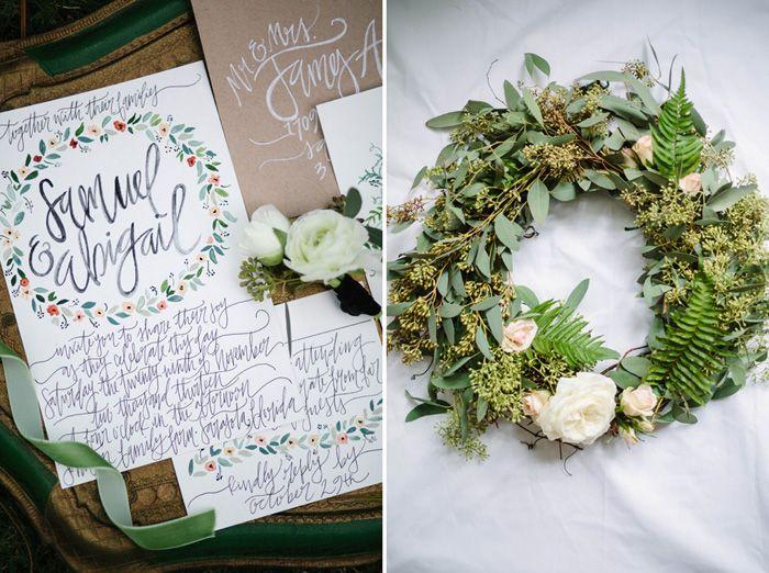 Wedding Blog Preppy Garden Romance! #shannonkirsten #sarahtuckerevents #freshlypickedflorals