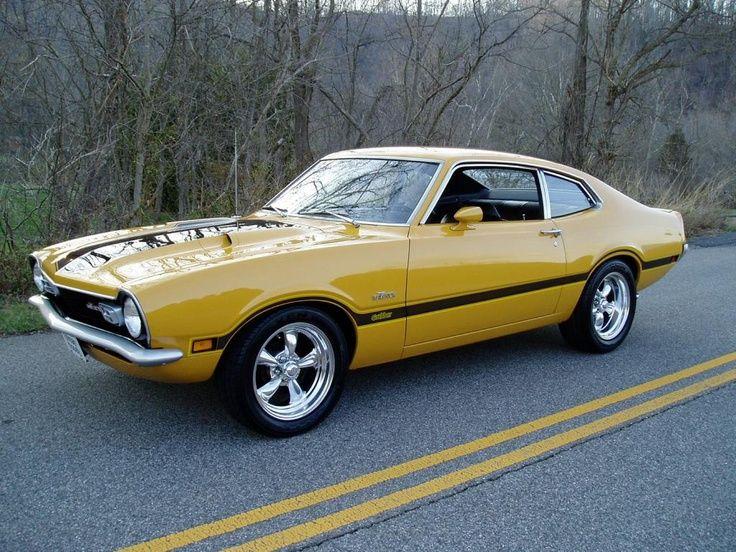 Automobilia 1973 Ford Pin, Auto & Motorrad: Teile