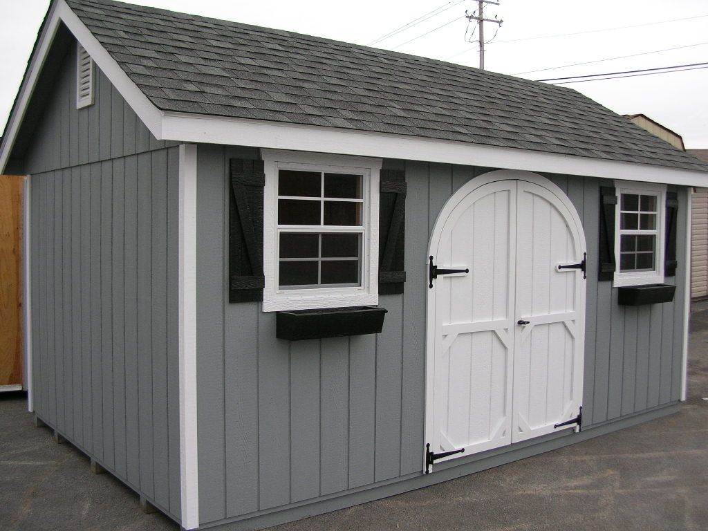Transom Windows In The Doors Give You Extra Light And A Beautiful Look! | Garden  Sheds | Pinterest | Transom Windows, Wood Gardens And Garden Tool Storage