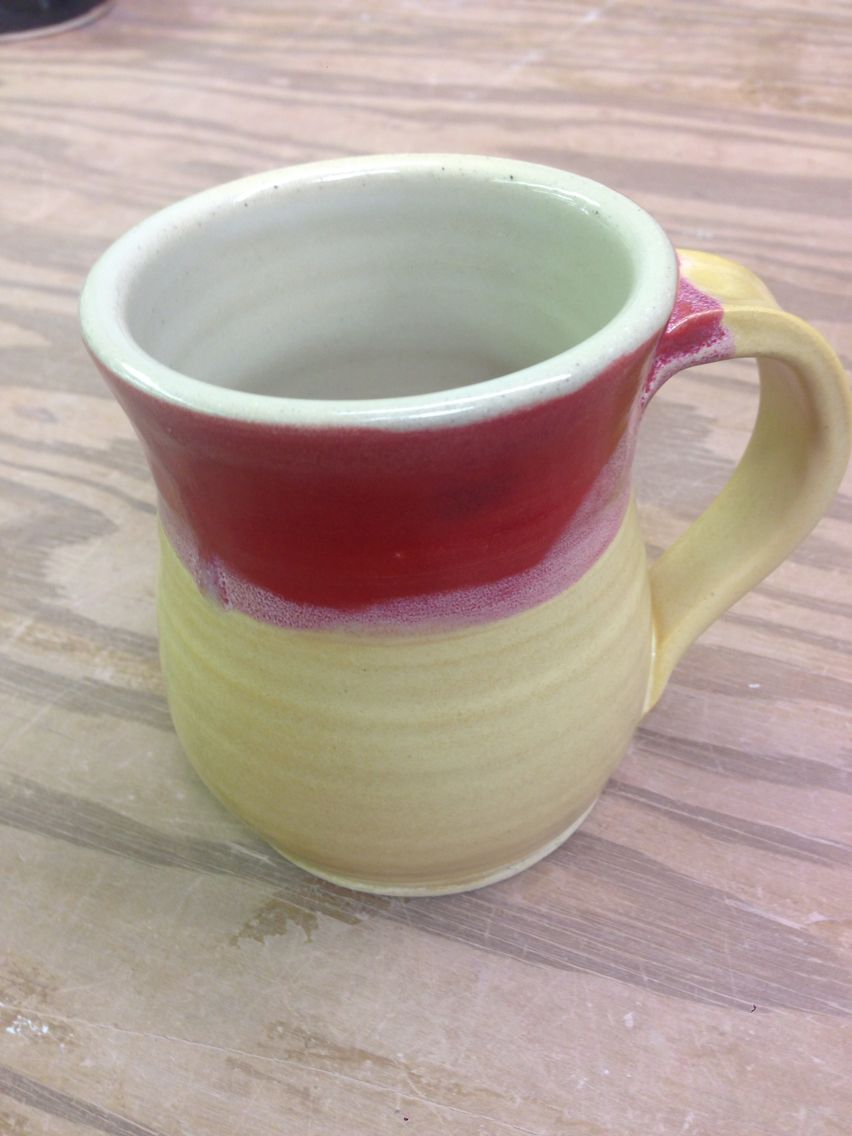 6234f929dc4 Butter and hot tamale Arrowpoint Pottery