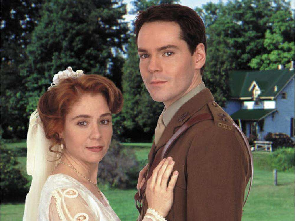 Actor Jonathan Crombie Famed As Anne Of Green Gables Love