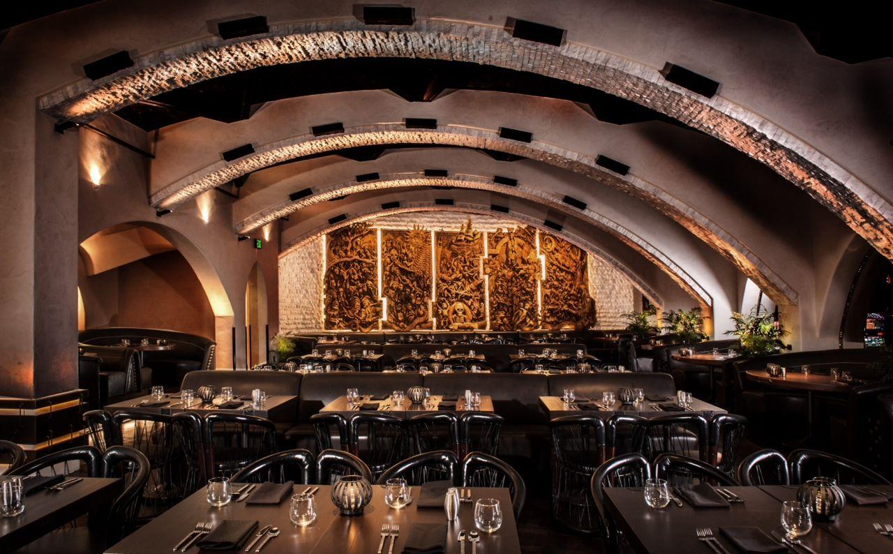 Javier S Restaurant Aria Resort And Casino Las Vegas Nv