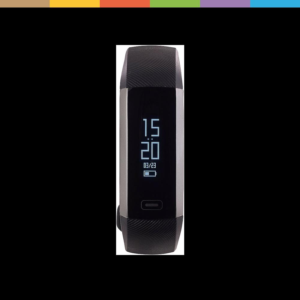 Activity Tracker Fitness-Armband, Blutdruck- & Herzfrequenz-Anzeige und Bluetooth