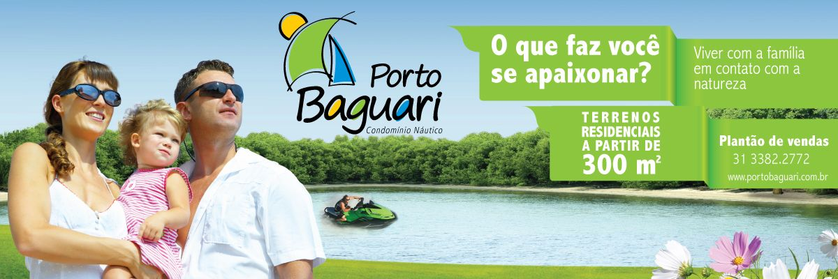 Outdoor Campanha de Lançamento Residencial Porto Baguari