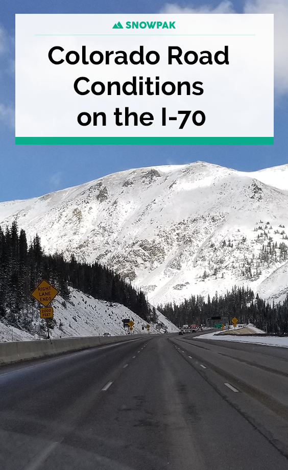 Colorado Road Conditions on the I-70 | Ski Advice and Top