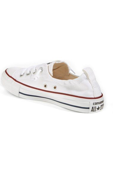 599fabb0c49f  50 Free shipping and returns on Converse Chuck Taylor®  Shoreline  Sneaker  (Women) at Nordstrom.com. Crisp white canvas is complemented with red and  blue ...
