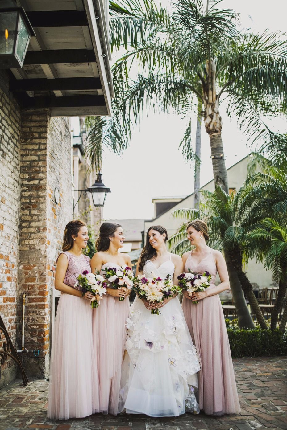 A rustic spring destination wedding in new orleans ombrellifo Images