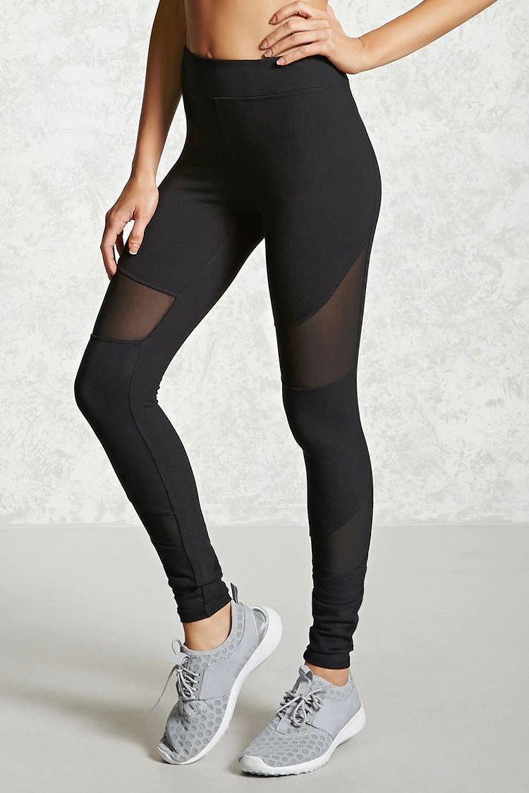 Wear to what under sheer leggings