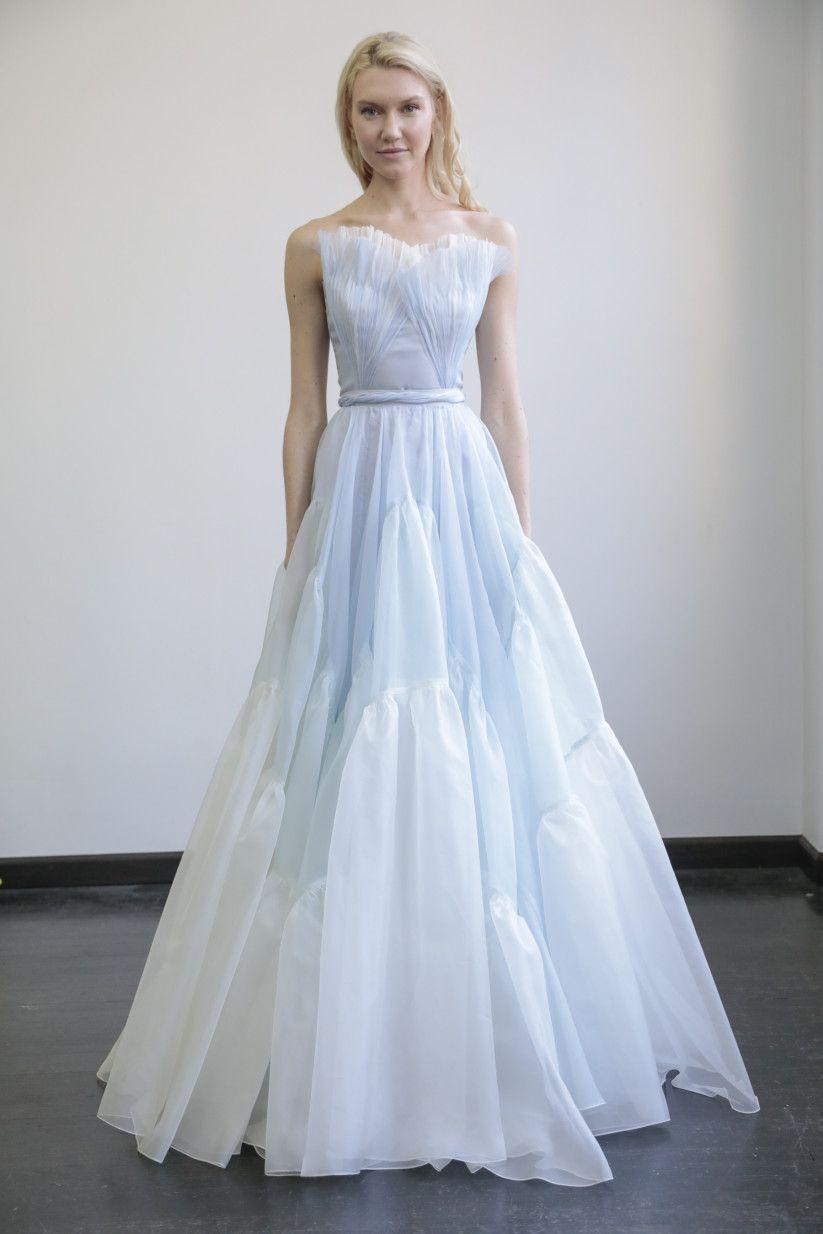 702e9ee0800 18 Fairytale Wedding Dresses for an Enchanted