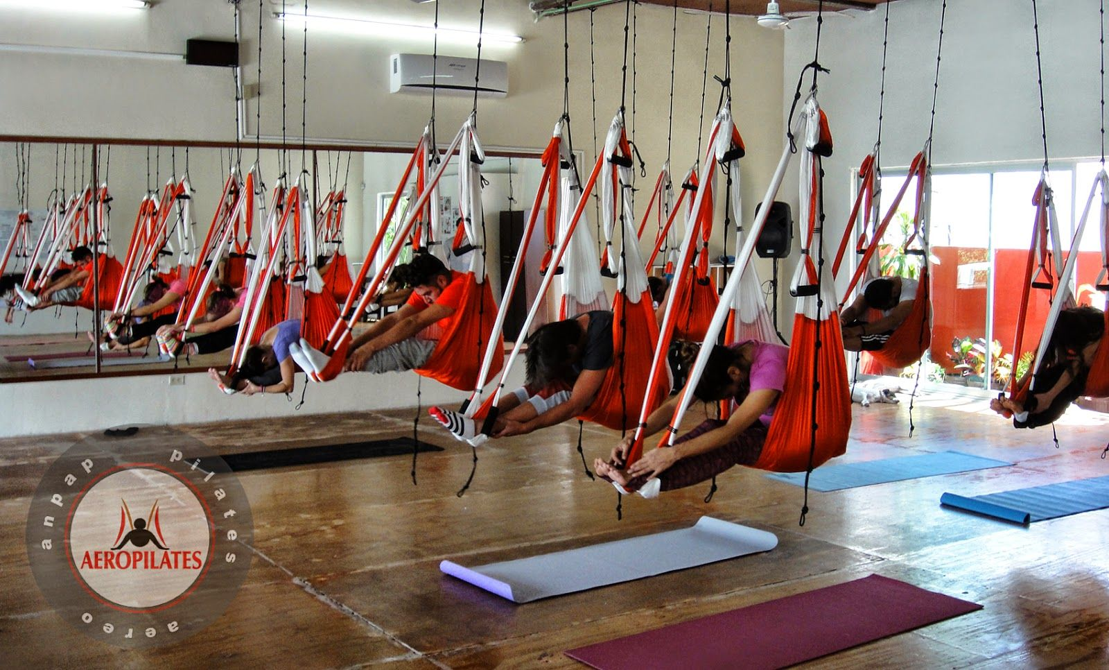 formacion profesores pilates aereo aeropilates