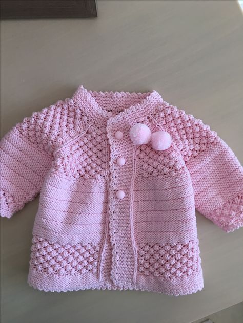 Free baby cardigan pattern (plus heaps of variations) | Headwear ...
