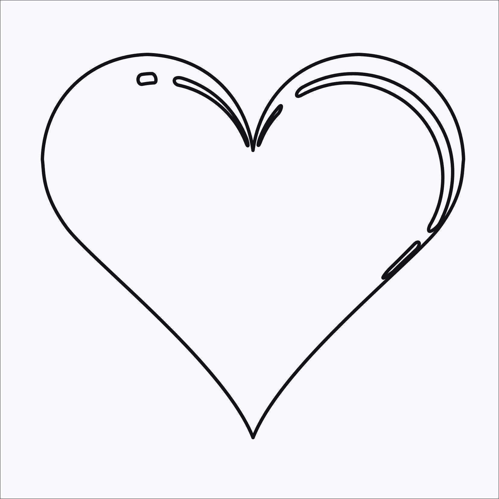 Unique Herz Vorlage Zum Ausdrucken Farbung Malvorlagen Malvorlagenfurkinder Herz Vorlage Kalender Zum Ausdrucken Vorlagen