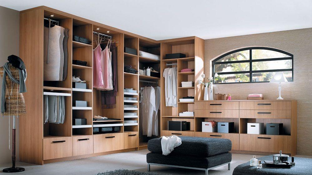 Dossier  La Fabrication DUn Dressing  Appartements Chambres Et