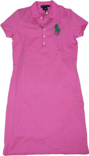 f926a41941 Ralph Lauren  Blue Label  Women s Big Pony Polo Dress - Listing price    165.00 Now   130.00 + Free Shipping