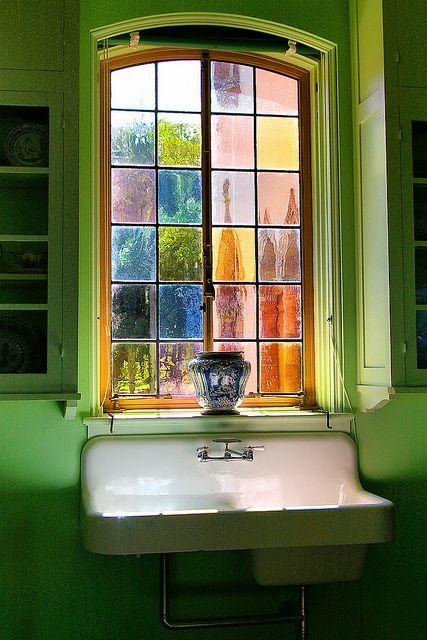 Shannon Blosser-Salisbury Venetian, Window and Glass