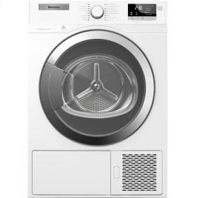 Blomb Blomberg Dhp24412w 8kg Heat Pump Ventless Electric Dryer With Glass Reversible Door 208 240v Interior D Electric Dryers Ventless Dryer Electric Heat Pump