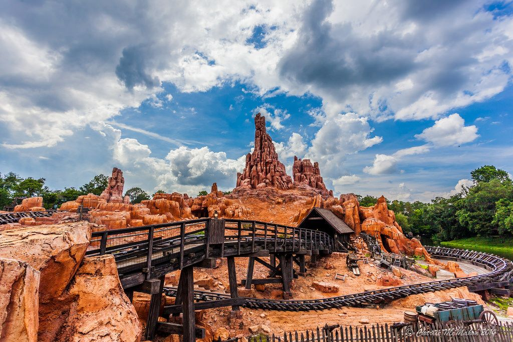Big Thunder Mountain Railroad | Flickr - Photo Sharing!