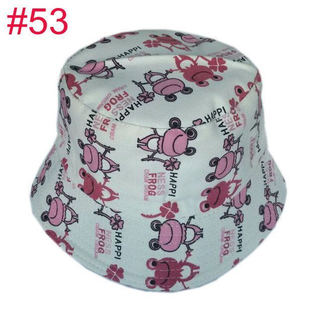 Apparel Accessories Humorous 2018 New Arrival Toddler Baby Kids Boys Girls Floral Pattern Bucket Hats Sun Helmet Cap Fisherman Hat Hot Sale Amazing May 2