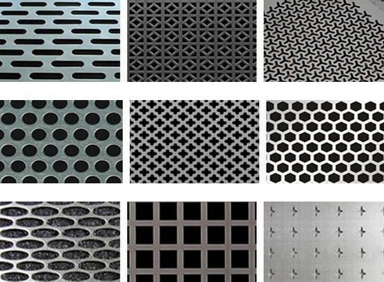 Decorative Aluminum Perforated Sheet Architectural Mesh Metal Facade Ceiling And Wall Cladding Panels Metal Facade Wall Cladding Panels Metal Shutters