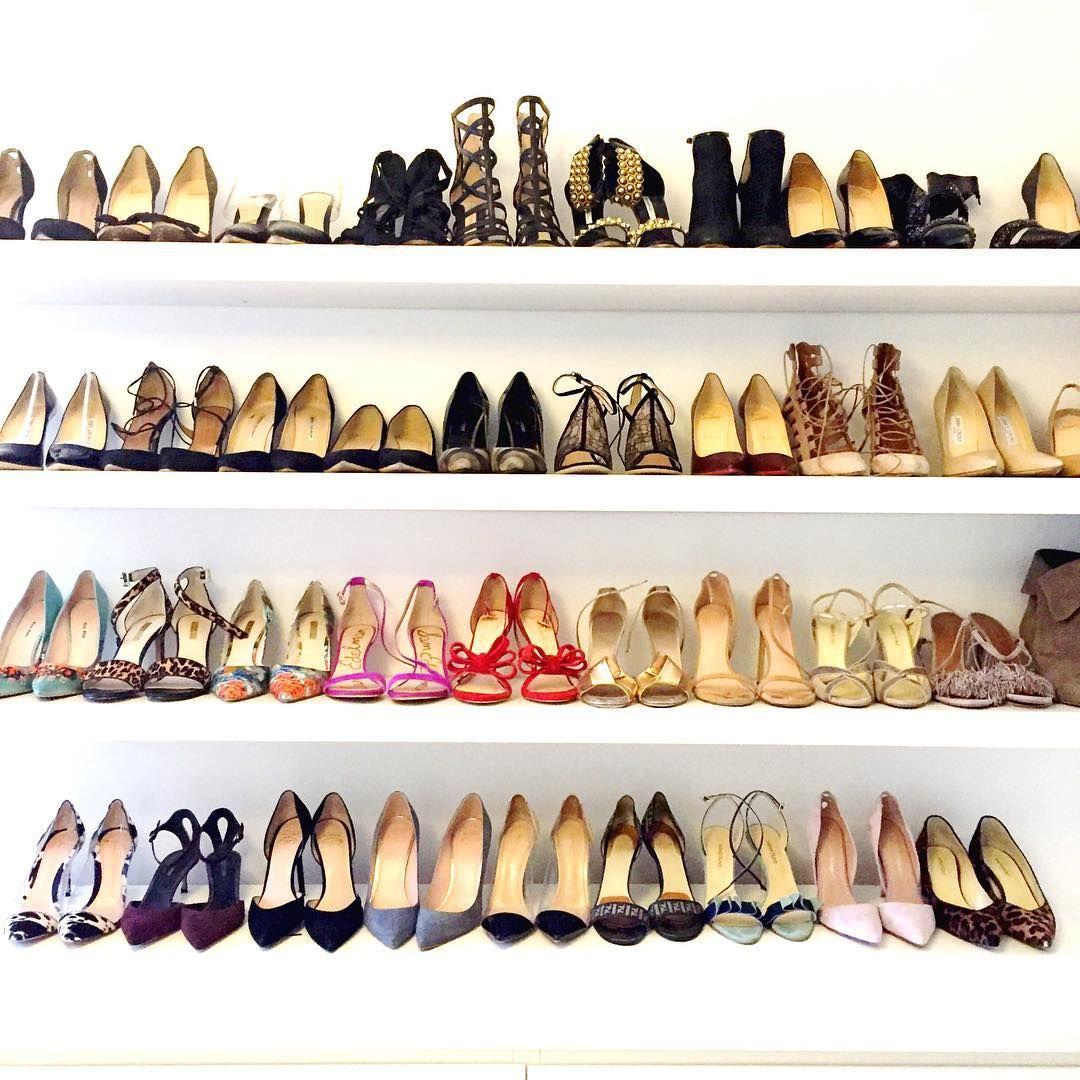 Colección de zapatos de Meghan Markle.