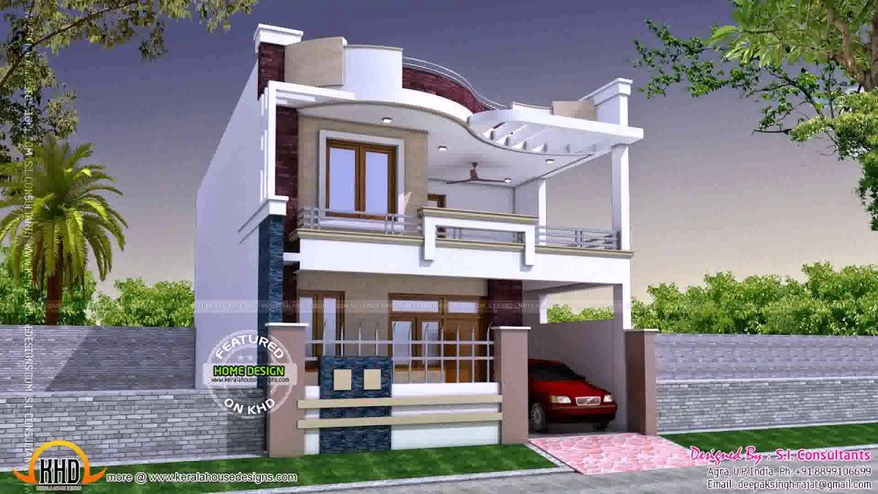 Guidance On How To Have The Best House Front Design Modern Bungalow Plans Simple