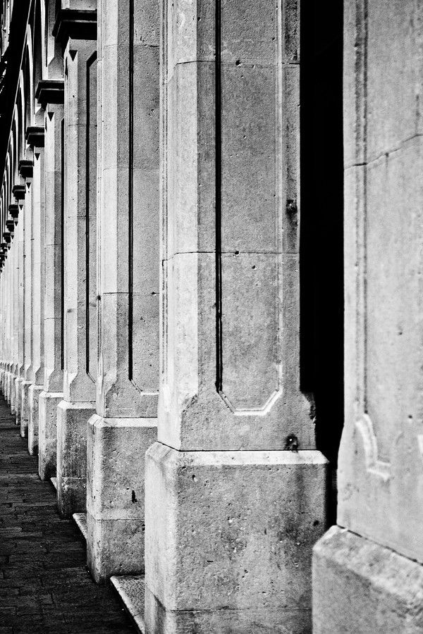 Photo Colonnade by Ivan Galic on 500px
