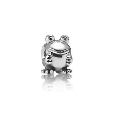 charm pandora grenouille