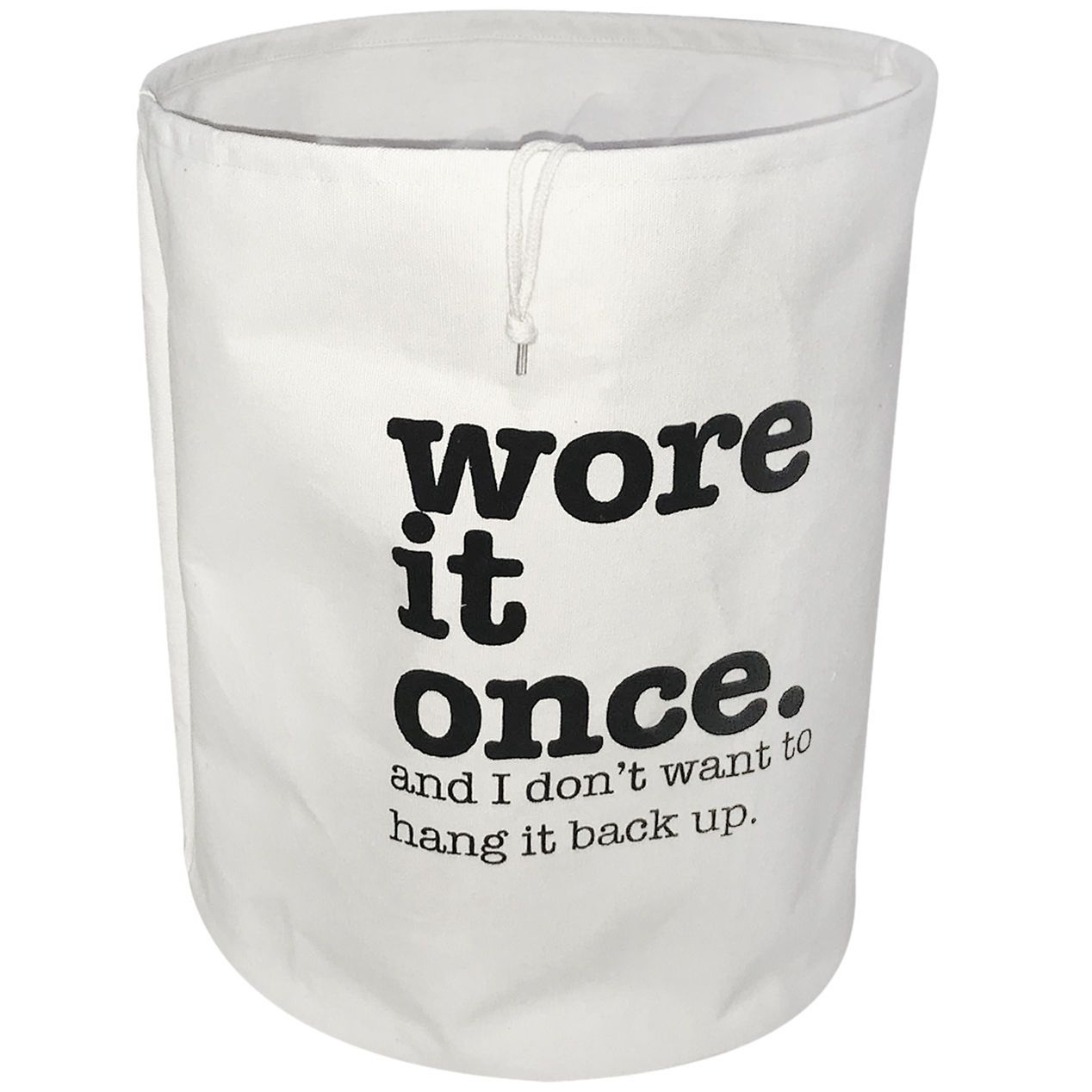 Wore It Once Laundry Bag At Home Laundry Bag Laundry Room