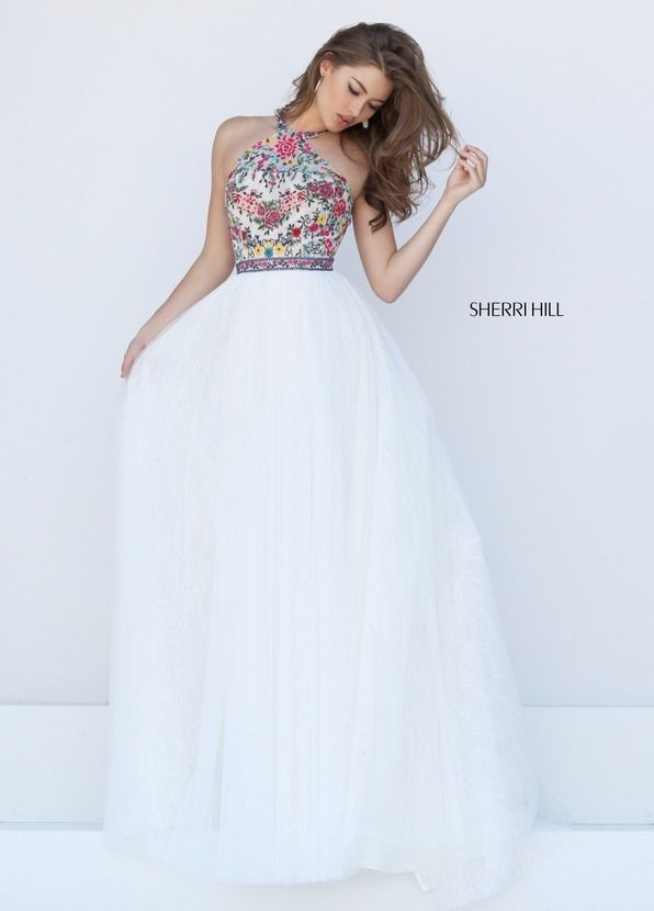 50343 - SHERRI HILL | Vestido de novia | Pinterest | Prom ...
