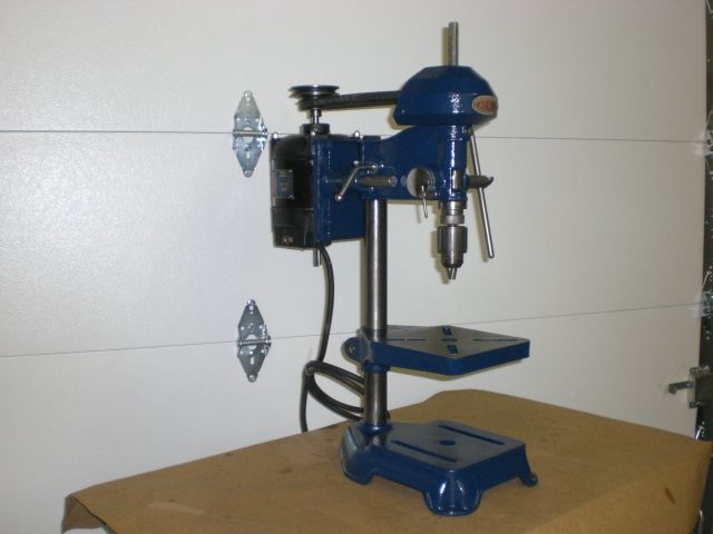 Sears Dunlap Bench Top Drill Press Late 1930 S Drill Press Bench Press Machine Drill