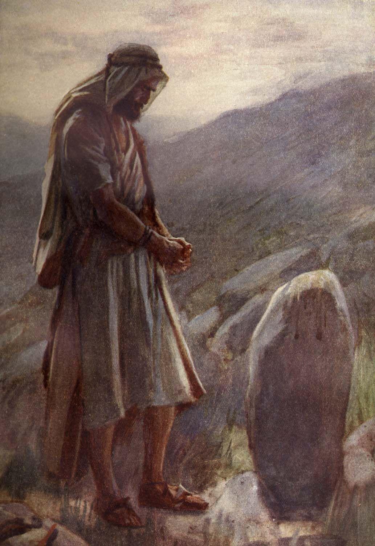 jacob bible | Bible Stories Jacob | Bible pictures, Jacob ...
