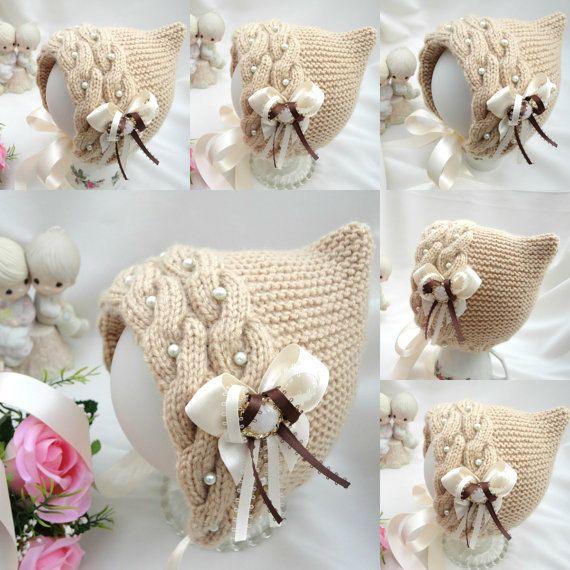 Photo of Knitting PATTERN Baby Set Baby Bonnet Baby Hat Cap Knitted Baby Shoes Baby Booties Baby Uggs Knit Pattern Babies Baby Girl Newborn Infant