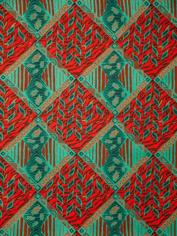 African Textiles Fabrics