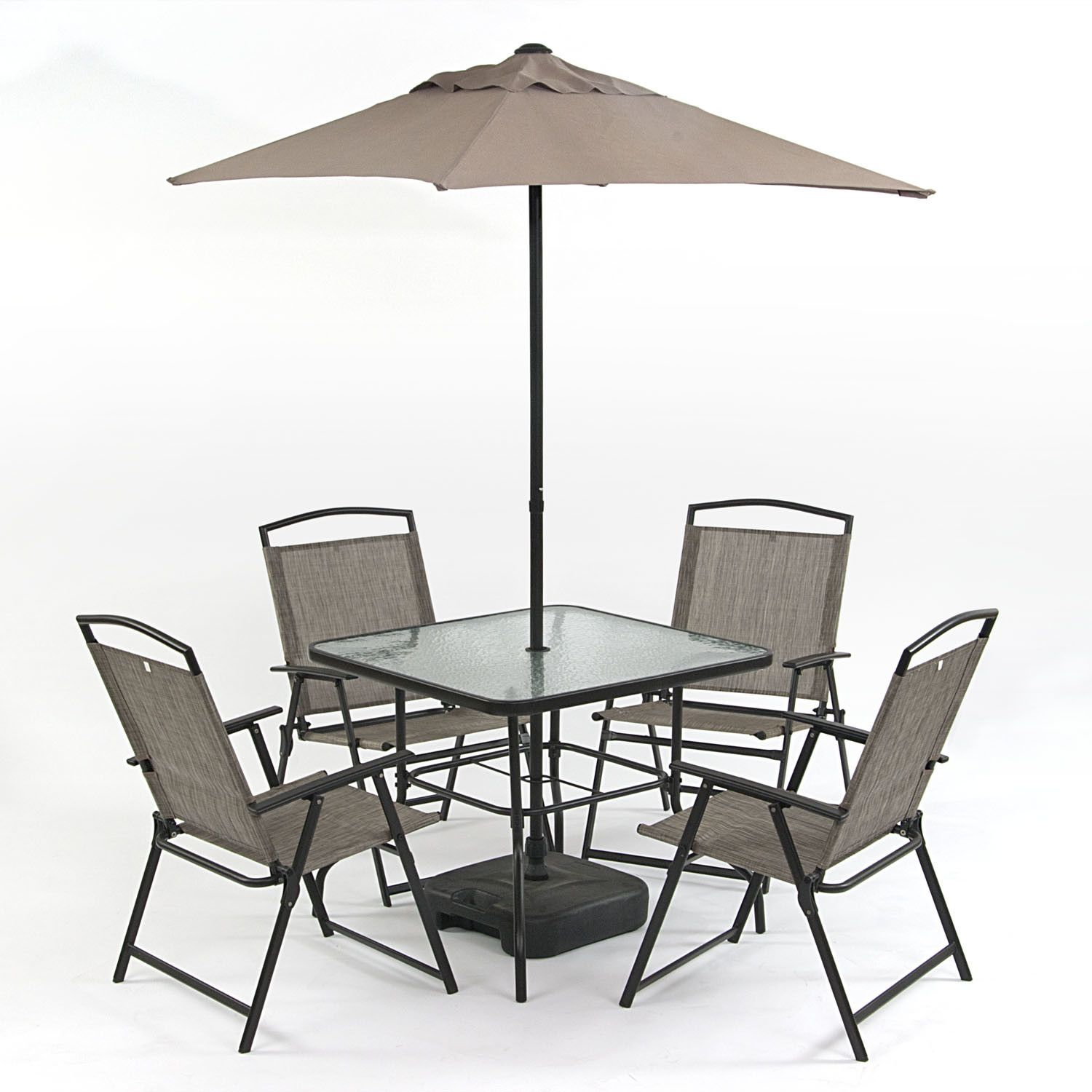 SunTime Outdoor Living Oasis 7 Piece Dining Set | ** MW Outdoors ...