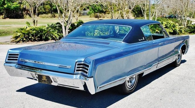 1967 Chrysler Newport Custom For Sale Alsip Illinois With Images
