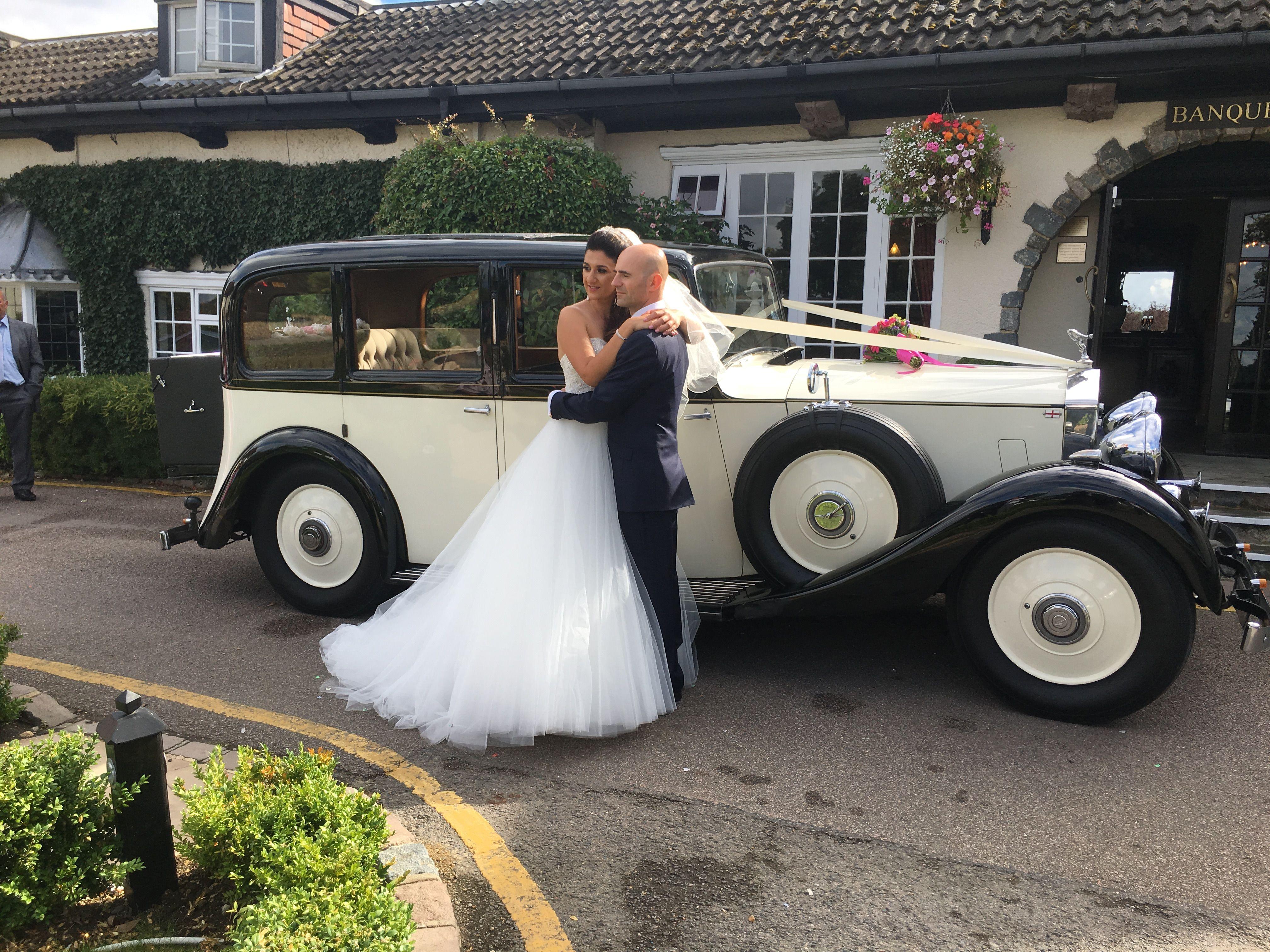 1936 Vintage Rolls Royce | Elegance Wedding Cars - London Wedding ...