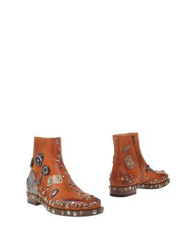 MAISON MARGIELA Men's Ankle boots Brown 12 US