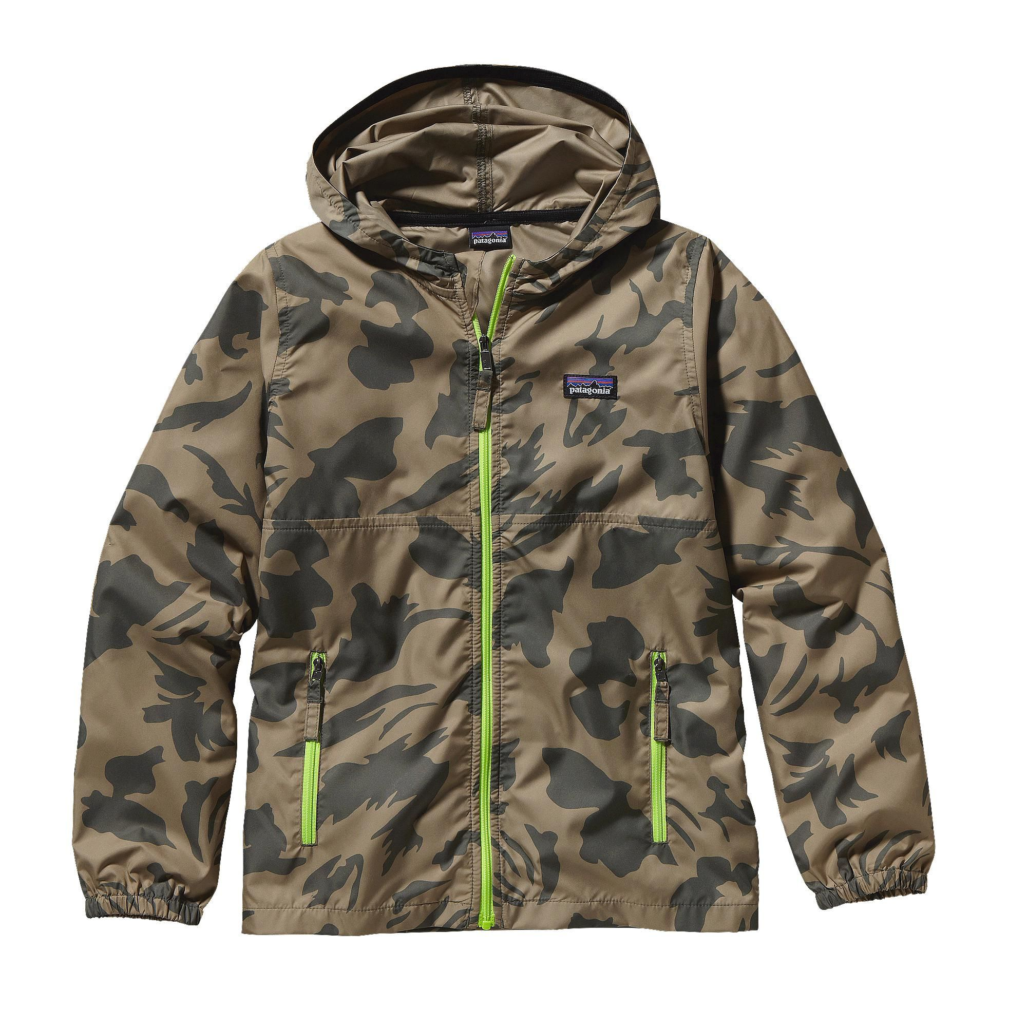 The Patagonia Boys Light Amp Variable 174 Hoody Is A Sun