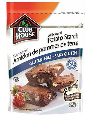 Potato Starch for gluten free baking, sauces and gravies