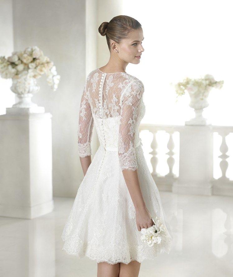Modelos de vestidos de novia del 2015