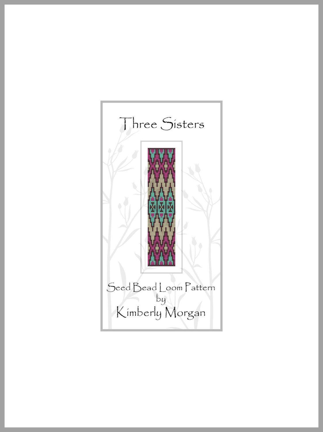 The Three Sisters PDF contains Labeled Color Graph and Row
