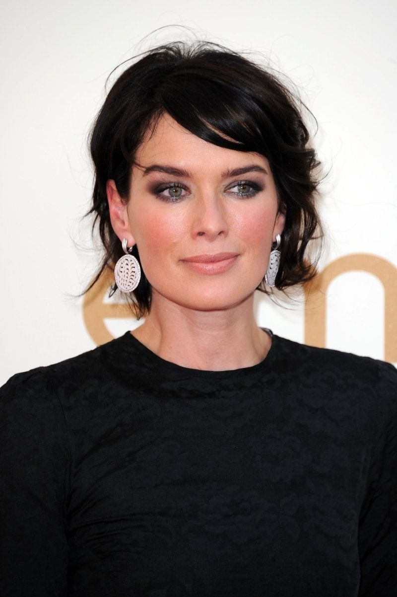 Lena headey ium obsessed with her coloringhaireye makeup coming