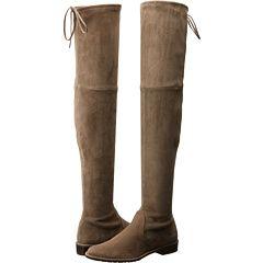 Stuart Weitzman Lowland | Pull on boots, Over knee suede