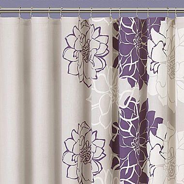 Jcp Madison Park Jane Floral Shower Curtain Floral Shower