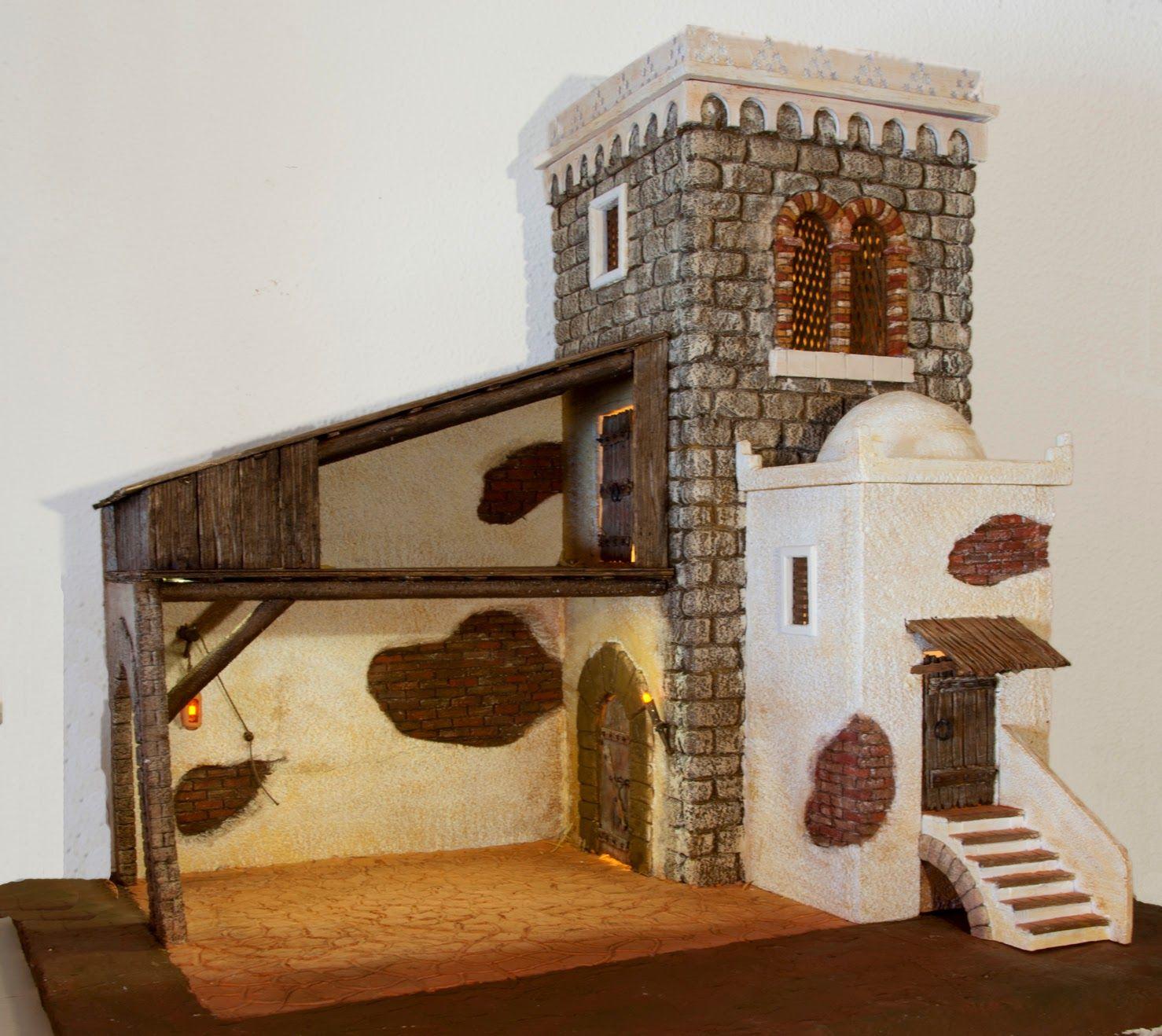 Casas para pesebres resultado de imagen para casas para for Complementos casa
