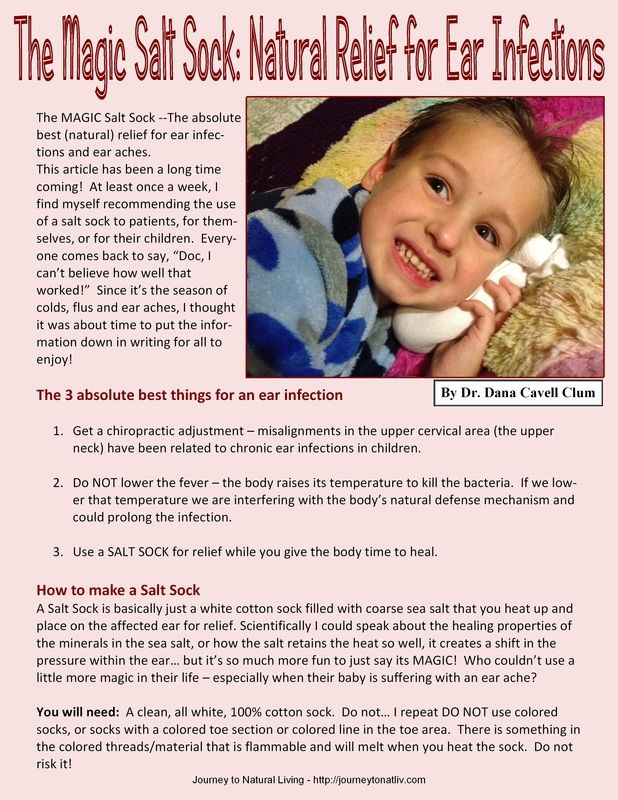 Read The 3 Best Things For An Ear Infection Learn How To Make And