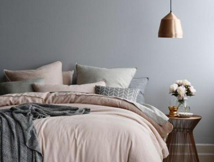 45 idées magnifiques pour l\u0027intérieur avec la couleur parme - decoration de salle de sejour