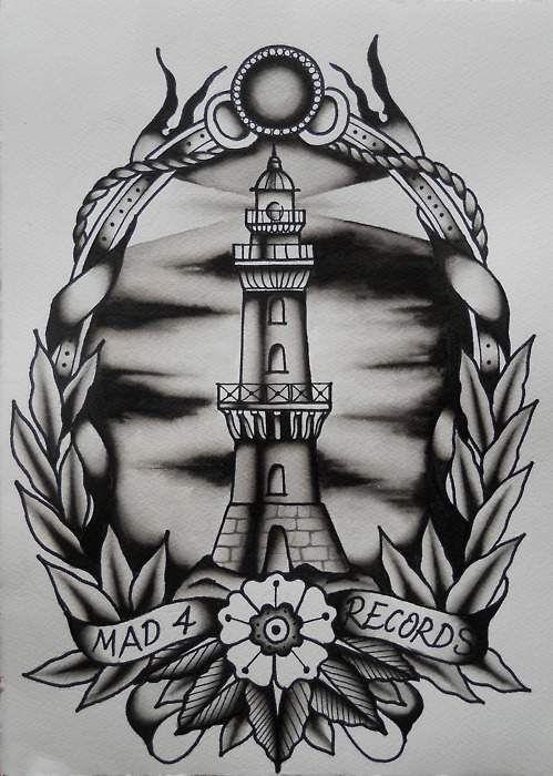 Dessin Old School Tattoo