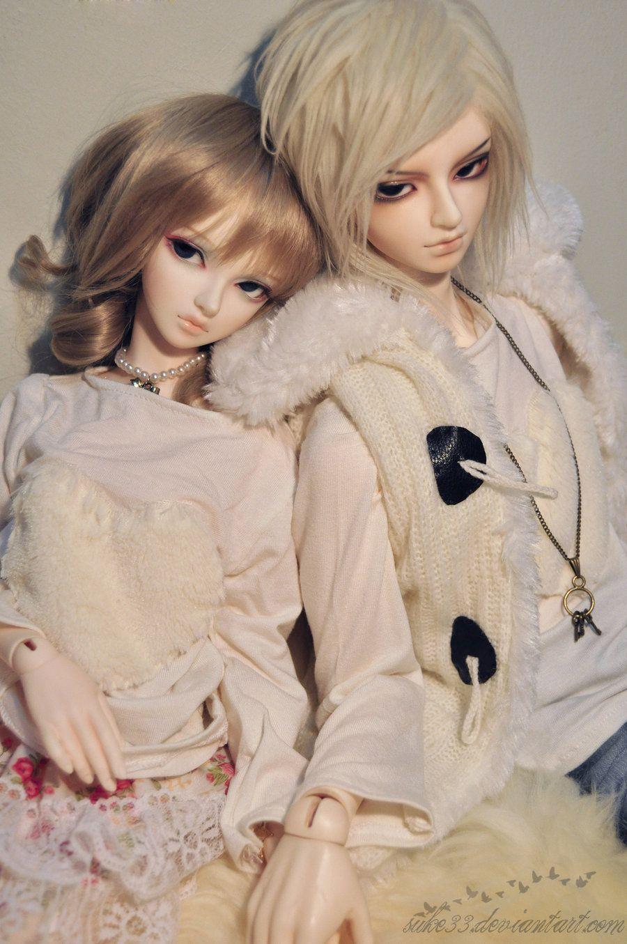 My Cheesy Couple By Lipslock On Deviantart Couples Doll Pretty Dolls Fashion Dolls